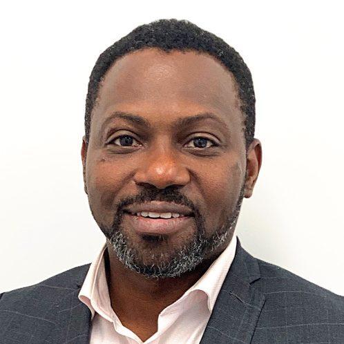Photo of Dr Emmanuel Agogo