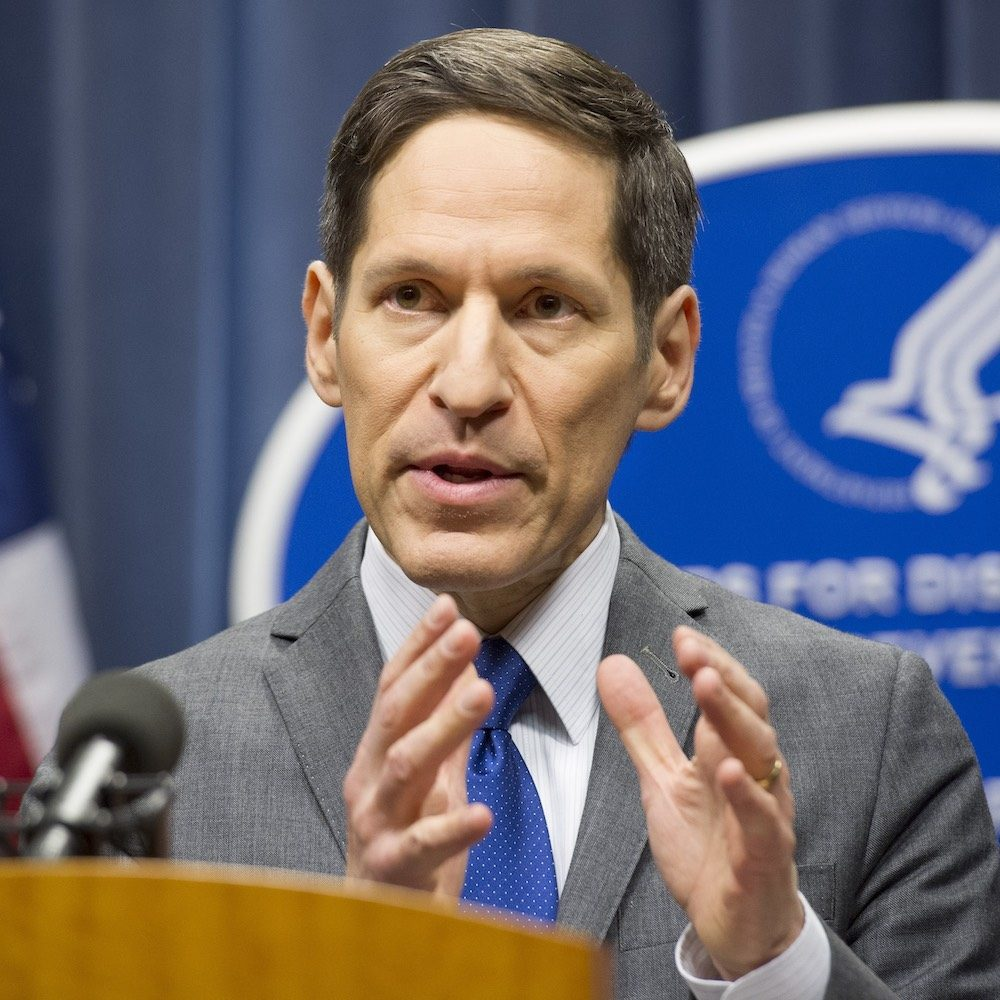 Photo of Dr Tom Frieden