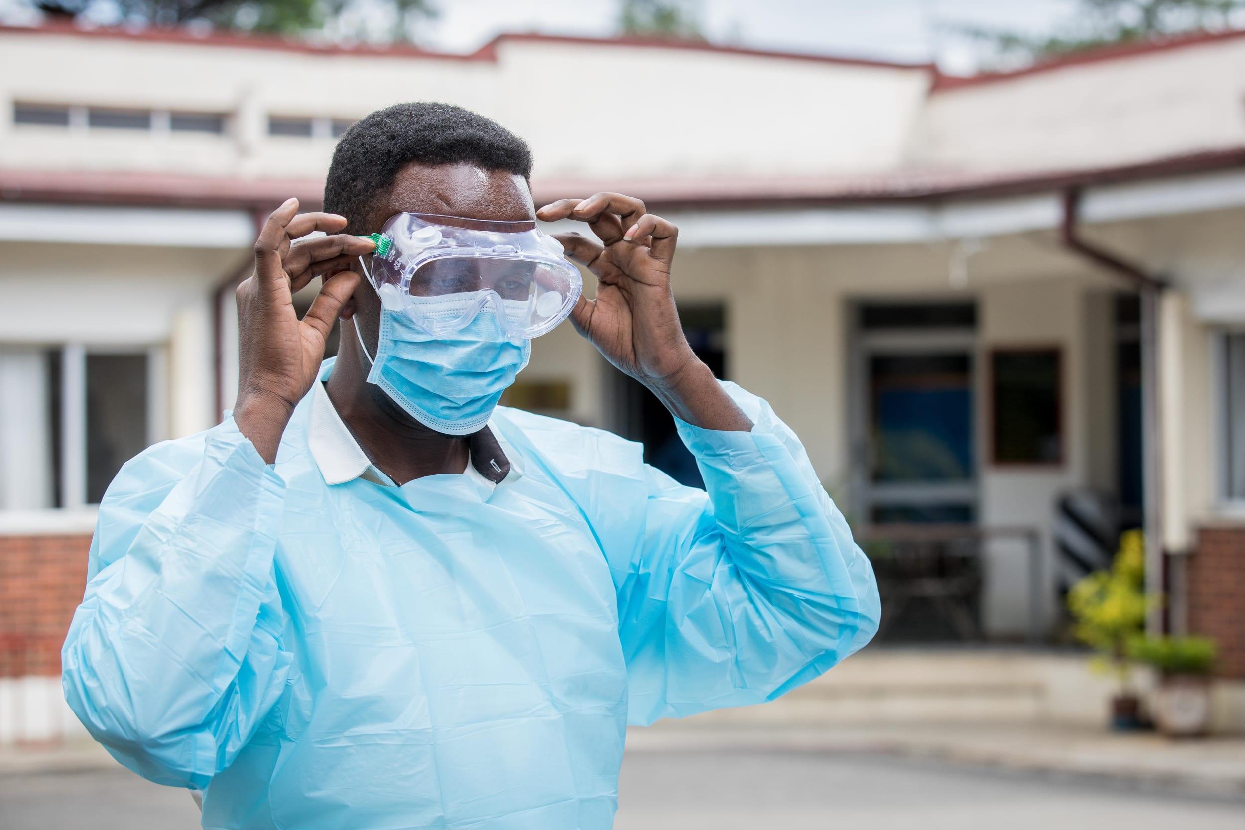 PPE Training in Ethiopia